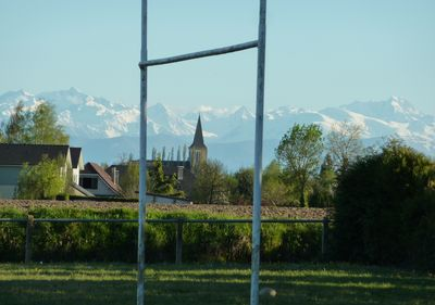 Vue Stade G. Lasserre